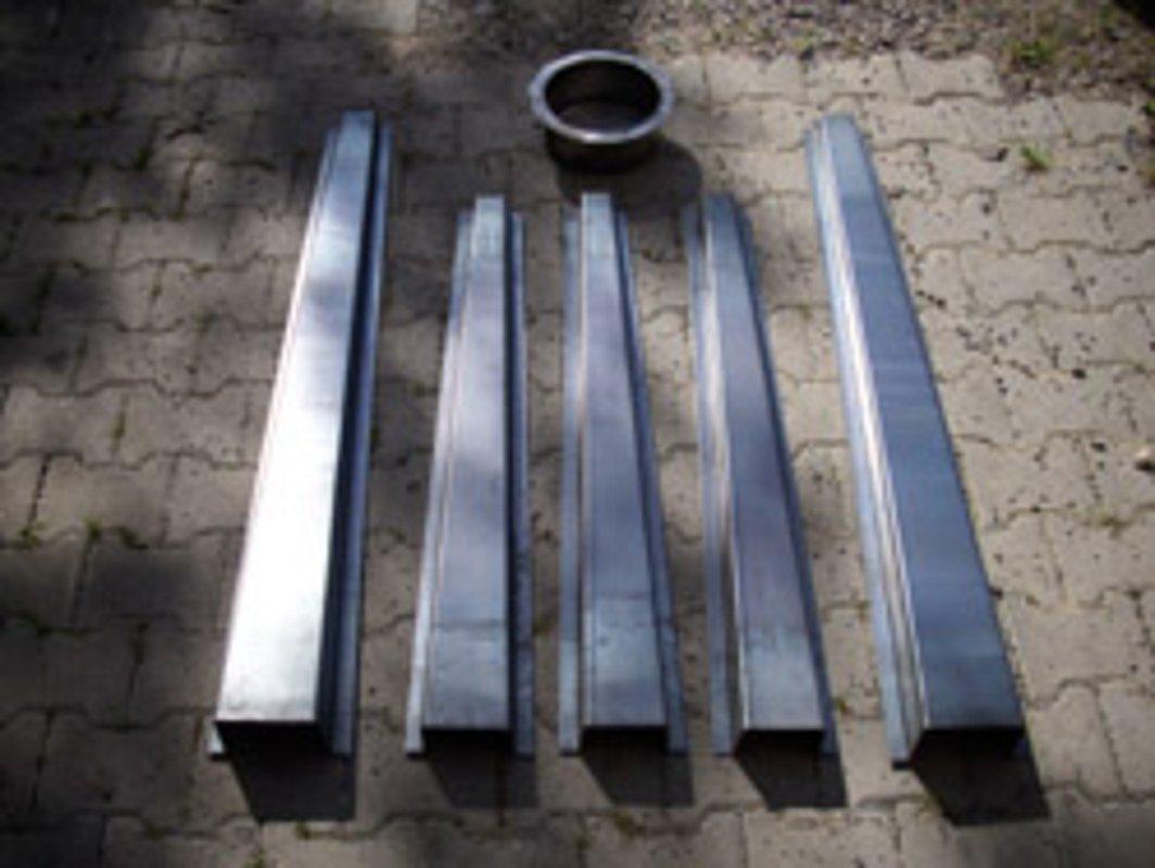 UNIMOG-Tachowelle für U 406//403-416-417-407